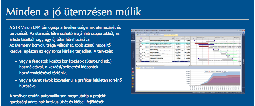 projektmenedzsment szoftver
